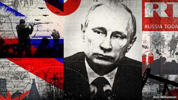 От холодной войны к горячей войне