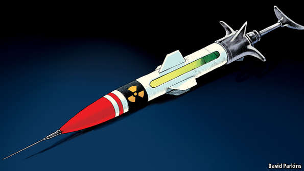 the threat of nuclear weapons maintains world peace essay