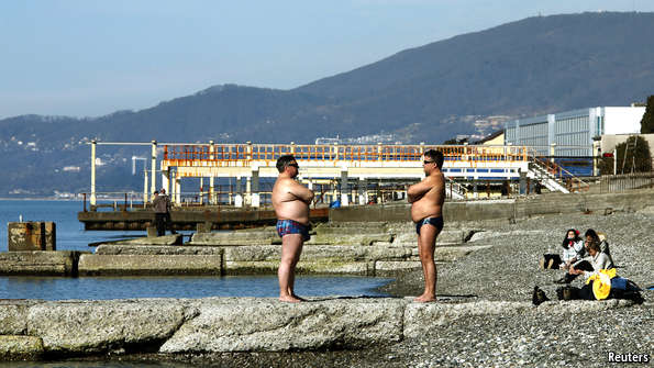 Недопущенные до иностранных пляжей