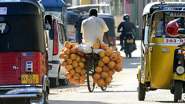 Sri Lanka's economy: Taxing times