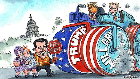 Ted Cruz, false hope