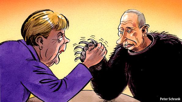 Иллюстрация: The Economist
