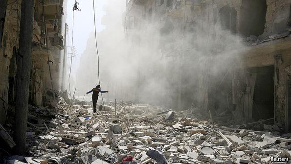 The agony of Aleppo
