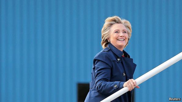Hating Hillary