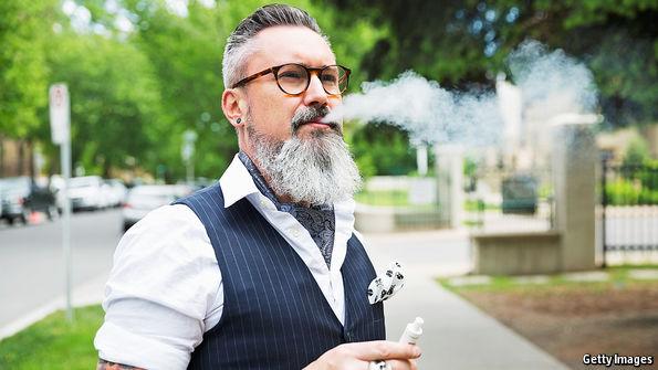 Big tobacco's new ambitions