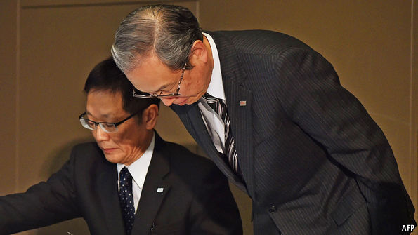 Toshiba admits to a ruinous overpayment for an American nuclear firm