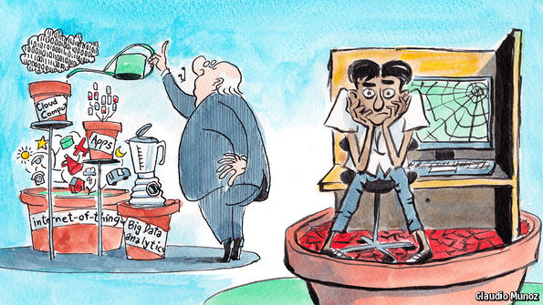 Indian outsourcing specialists must reboot their strategies