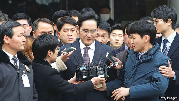 Lee Jae-yong dodges arrest on charges of bribery