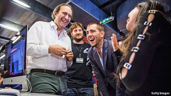 """The rise of """"deep-tech"""" is boosting Paris's startup scene"""