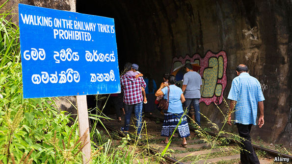 Linguistic slights spur ethnic division in Sri Lanka