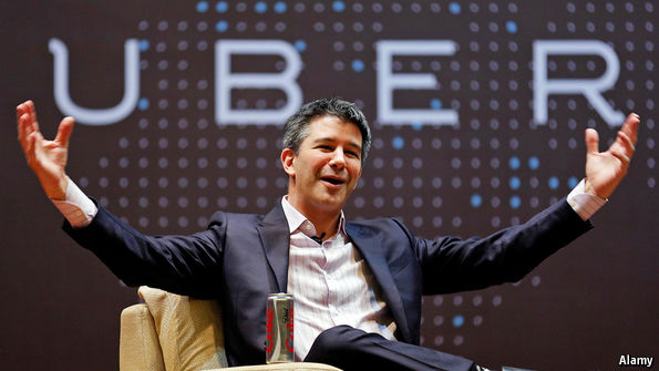 Uber is facing the biggest crisis in its short history