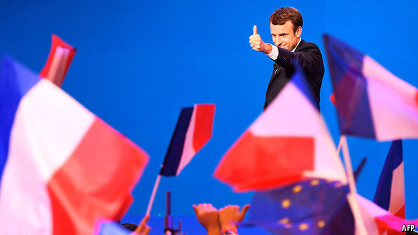 Win or lose, Emmanuel Macron has altered French politics