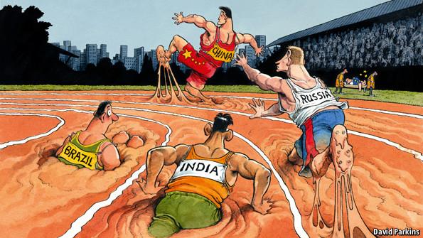 Спринт развивающихся рынков