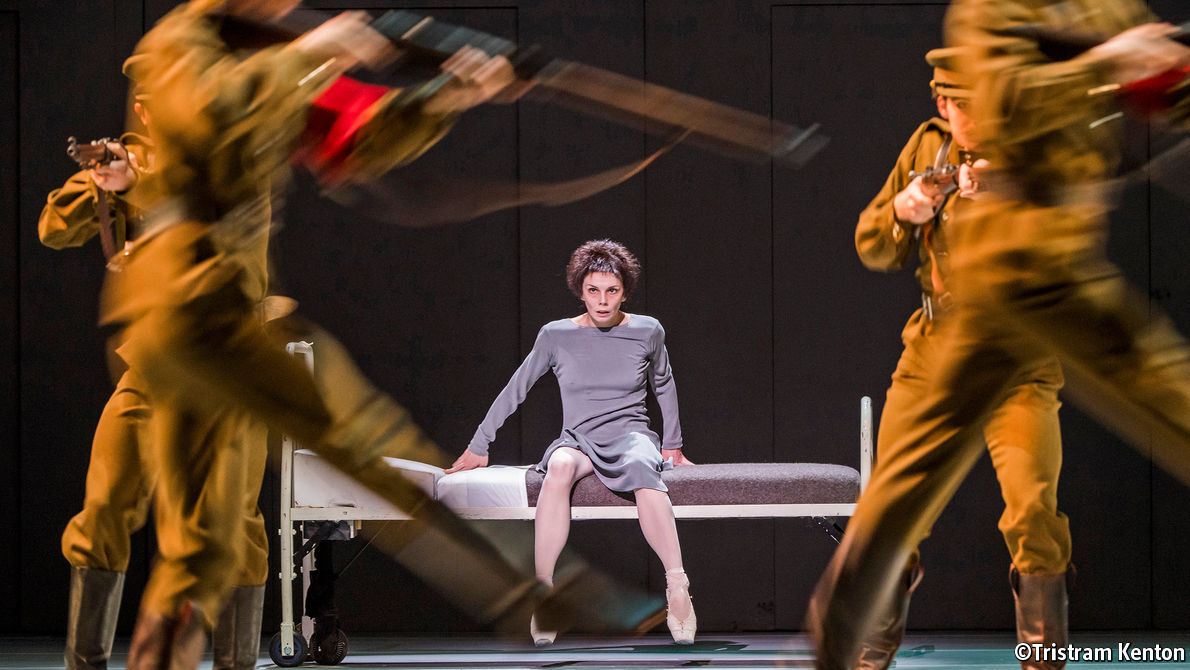 """Anastasia"": a collision of history, dance and science"