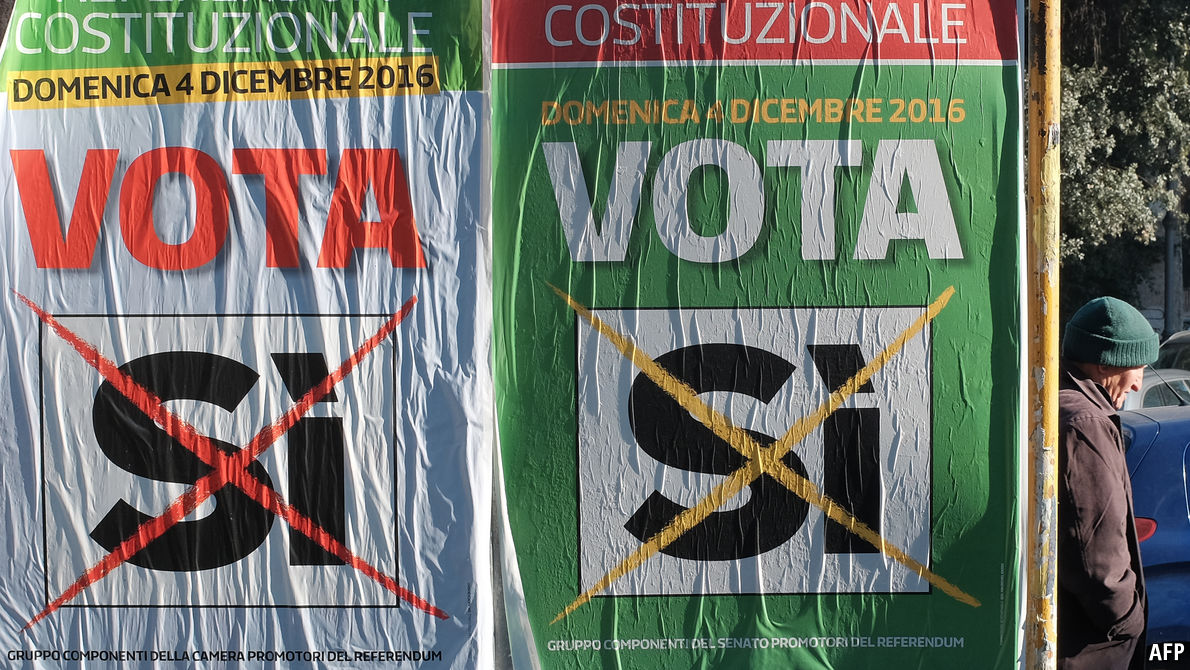 If Matteo Renzi's proposals lose, insufficient economic reform could be to blame