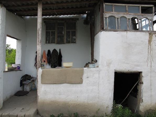 House in Uryan-Uba