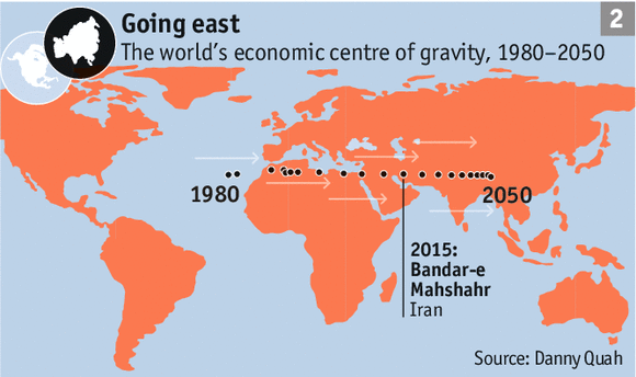 The world in transition | The Economist