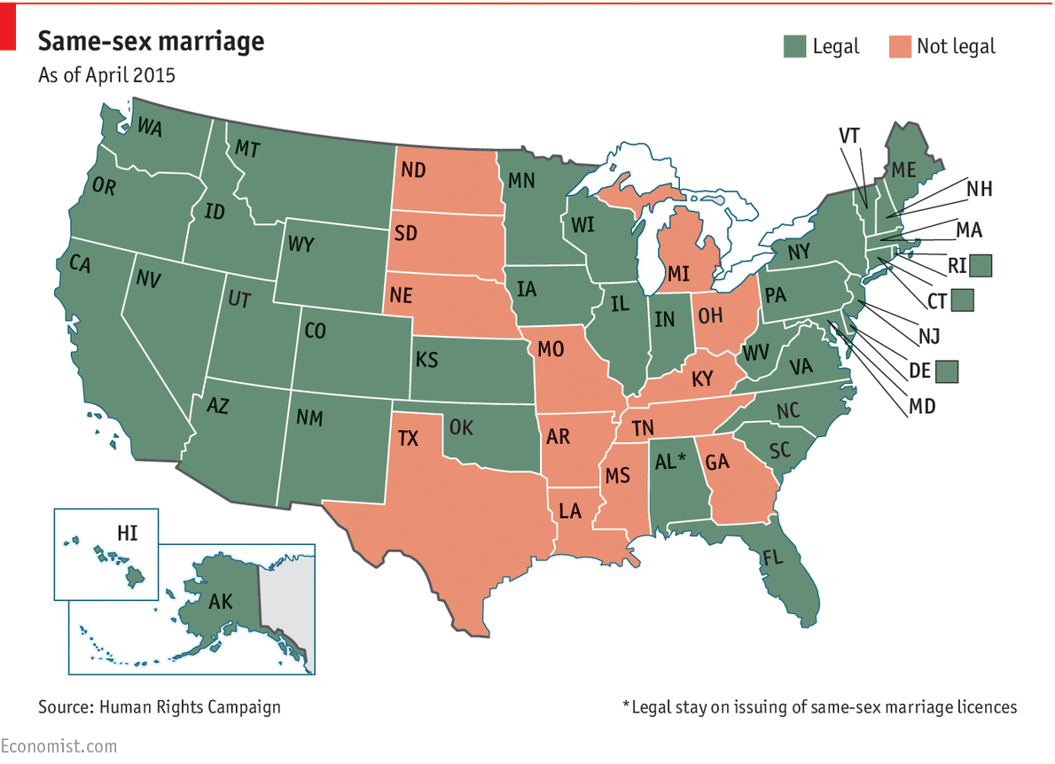 from Ryker gay marriage laws in america