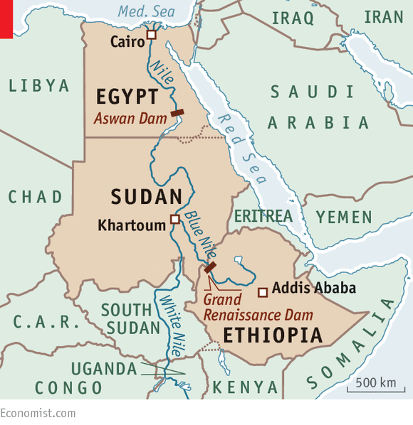 Water Politics » Sharing The Nile Egyptian Government Officials