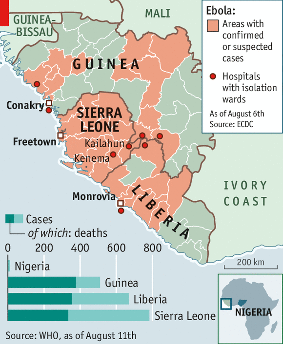 a report on ebola virus the spread of fear and disease Ebola in sierra leone: new case were hampering attempts to stop the spread of the virus one of the aggravating factors in the disease's early spread nearly.