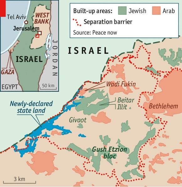 Another thousand acres | The Economist