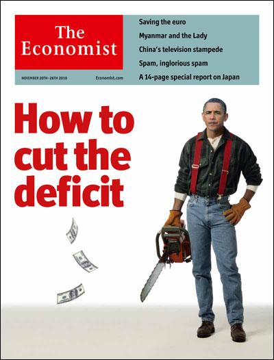 how to cut the deficit the economist