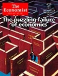 The puzzling failure of economics
