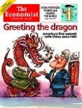 Greeting the dragon