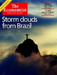 Storm clouds from Brazil