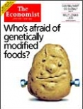 Who's afraid of genetically modified foods?