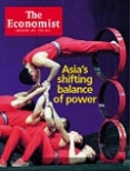 Asia's shifting balance of power