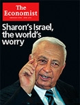 Sharon's Israel, the world's worry
