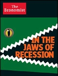 In the jaws of recession