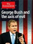 George Bush and the axis of evil