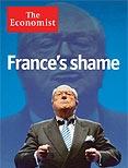 France's shame