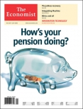 How's your pension doing?