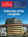 Extinction of the car giants