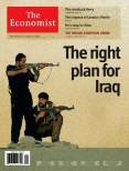 The right plan for Iraq
