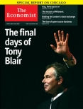The final days of Tony Blair