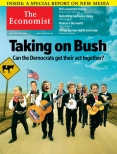 Taking on Bush: Can the Democrats get their act together?