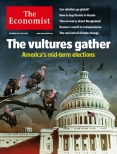 The vultures gather