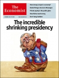 The incredible shrinking presidency