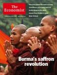 Burma's saffron revolution