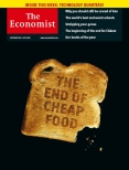 The end of cheap food
