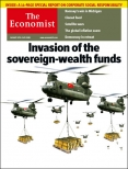 Invasion of the sovereign-wealth funds