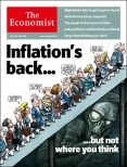 Inflation's back...but not where you think