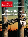 The collapse of manufacturing
