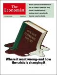 What went wrong with economics