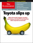 Toyota slips up