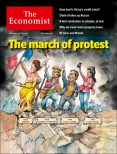 The march of protest